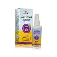 Mommy Care Mineral Baby Sunscreen SPF30 Натуральное солнцезащитное молочко SPF 0+